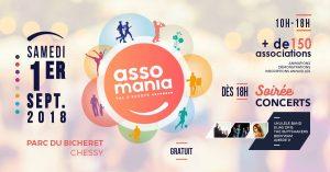 Assomania Val d'Europe 2018